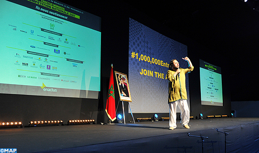 Casablanca 14eme édition de la compétition nationale Enactus Morocco-M