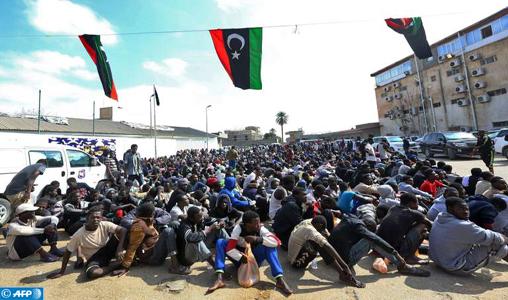 Migration Libye