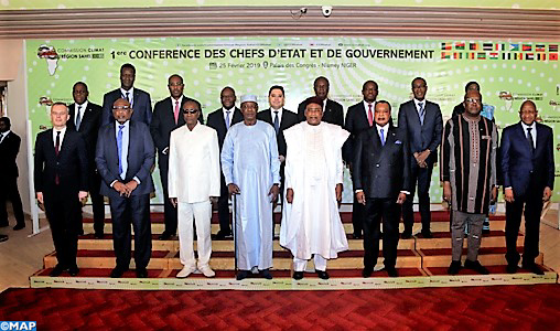 Niger_chefs d'etat_Climat au Sahel à Niamey_M3