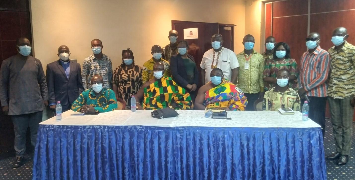 Health Stakeholders Meeting
