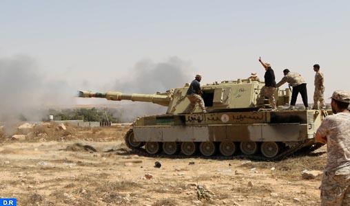 Libye GNA