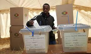 elections zimbabue