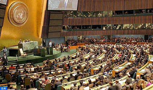 Comité décolonisation ONU - M