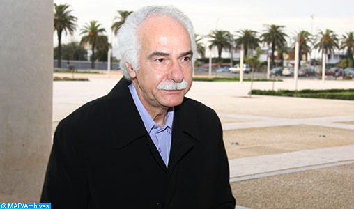 L'écrivain Abdellatif Laabi