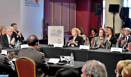 Montevideo-SAR-la-Princesse-Lalla-Salma-Conférence-mondiale-lOMS-maladies-non-transmissibles-M1