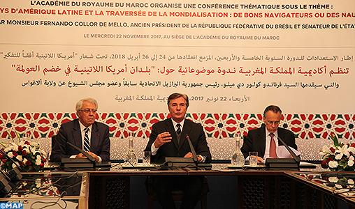 Conférence sur les pays de l'Amérique Latine et la Mondialisation-M
