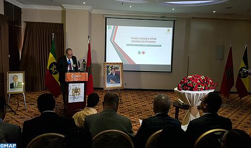 Ethiopie Maroc-Agroalimentaire-Forum-M