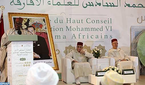 Fes-cloture-session-conseil-oulemas africains-M