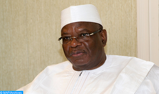 président-malien-Ibrahim-Boubacar-Kéïta