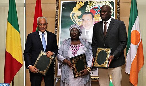 maroc-mali-niger coopération-M