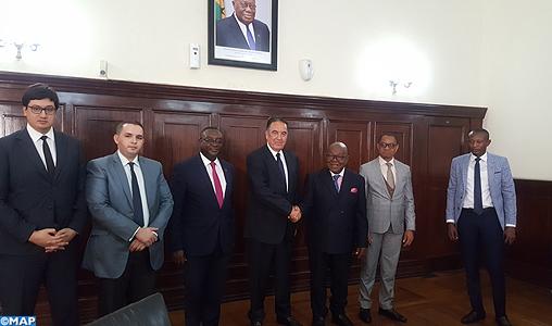 Le Maroc et le Ghana déterminés à renforcer la coopération bilatérale