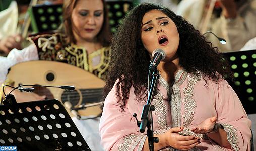 Tunisie-Abir El Abed-festival de Carthage-M
