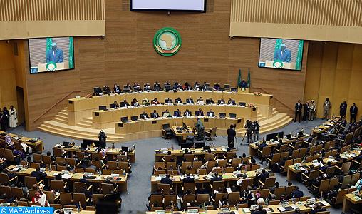 Les travaux du 29ème Sommet des chefs d'Etat et de gouvernement de l'Union Africaine (UA) ouverts, lundi (03/07/17) à Addis-Abeba, avec la participation de SAR le Prince Moulay Rachid, qui représente SM le Roi Mohammed VI à ces assises panafricaines.