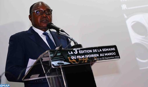3ème édition de la semaine du cinéma ivoirien au Maroc - M