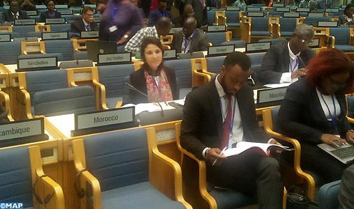 Nairobi 7è session extraordinaire Conférence ministérielle africaine environnement