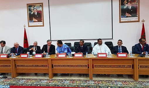 délégation-américaine-investissement-Dakhla-Oued-Eddahab-
