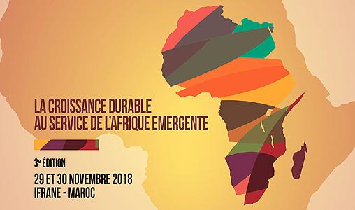3e Sommet Ifrane-croissance durable-M