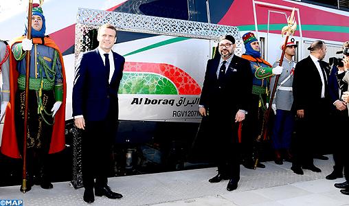 SM-le-Roi-Macron-TGV-Al-BORAQ-M