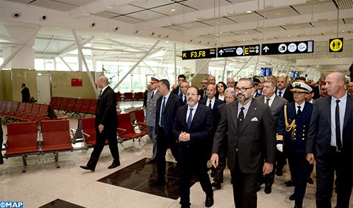 Casa-sm le roi-aeroport mohammed V-M2