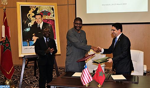 Marrakech-Commission-mixte-maroc-liberia-M