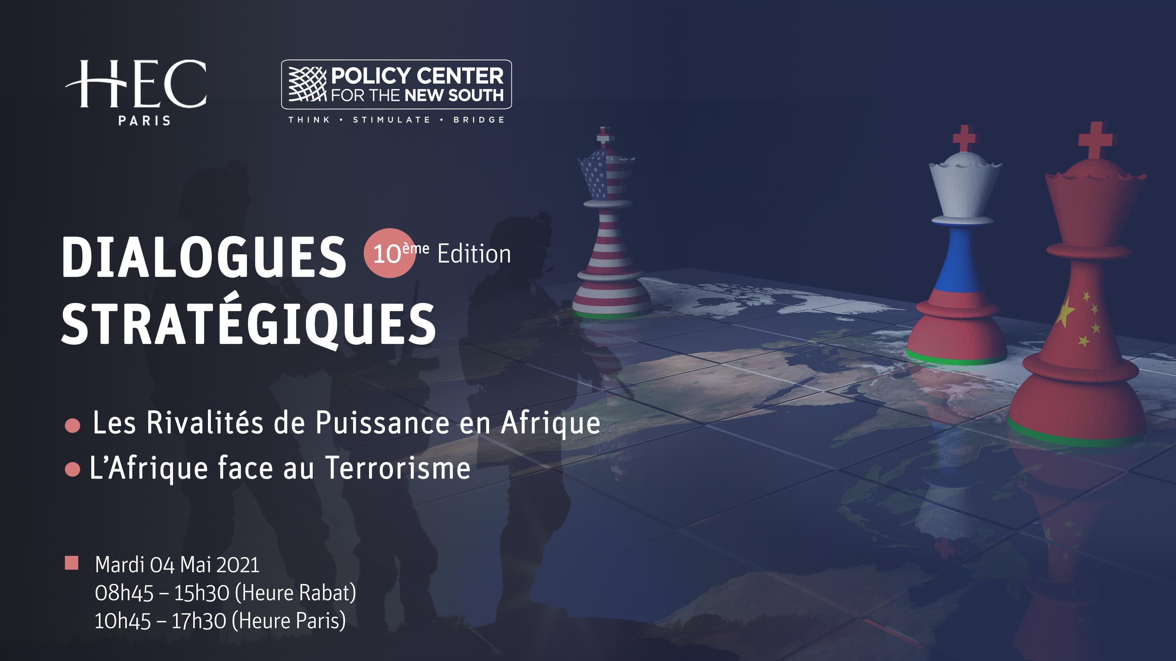 Visual Paysage - 10eĖme eėdition des Dialogues Strateėgiques