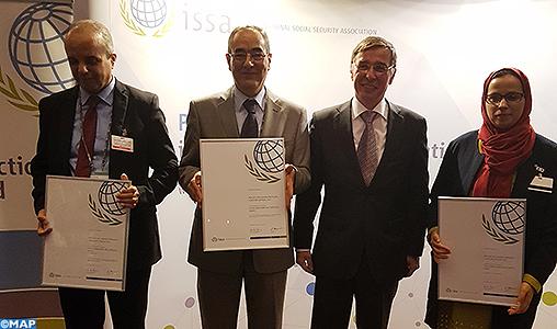 Addis Abeba CMR primée par Association Internationale-M