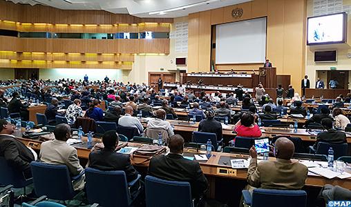 Addis abeba-Forum securie sociale-Afrique-M