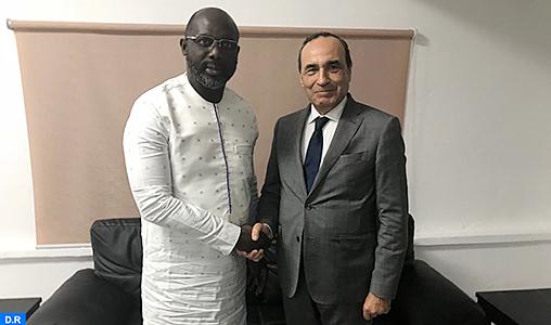 malki-recu-president liberia-M