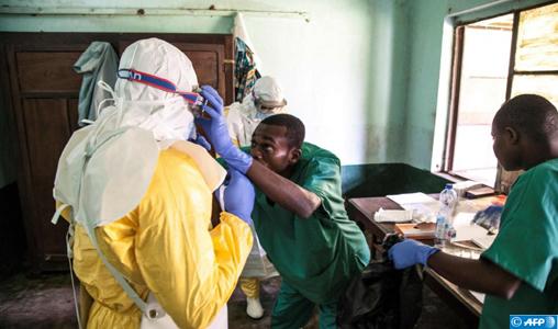 Ebola RDC AFP