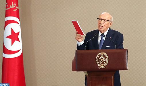 Tunisie - Beji caid Essebsi - projet de loi sur l'égalité dans l'héritage - M