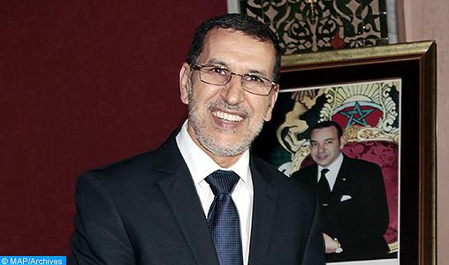 M. Saad Eddine El Othmani, du parti de la Justice et du Développement (PJD), nommé, vendredi (17/03/17), par SM le Roi Mohammed VI,  nouveau Chef du gouvernement.