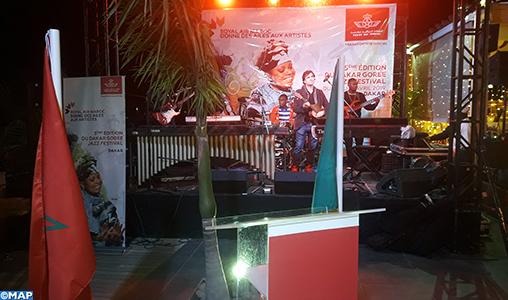 Dakar-Gorée Jazz - M