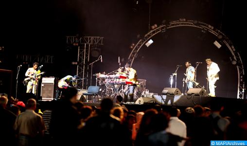 Ebo Taylor, accompagné d'un big band électrique, a livré, vendredi (22/06/2018), en concert d'ouverture de la 17ème édition du festival Mawazine rythmes du Monde sur la scène de Bouregreg, un spectacle exceptionnel aux rythmes de la douce musique africaine.