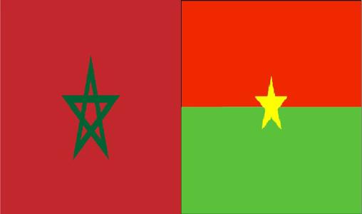 MAROC-BURKINA-FASO